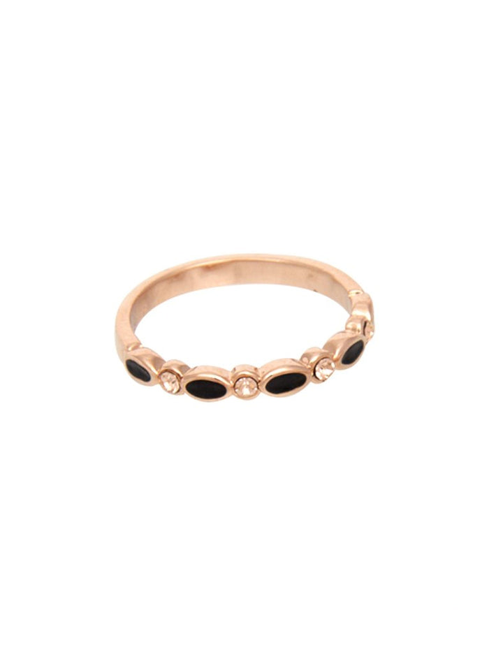 Pepper Pink Gold Band