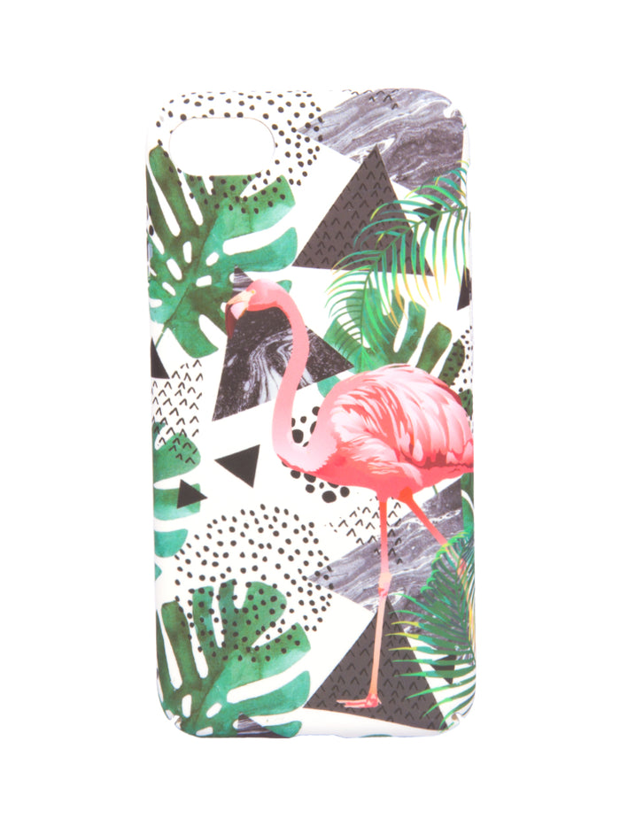 Flaming Flamingos - I Phone 7/7 Plus Case