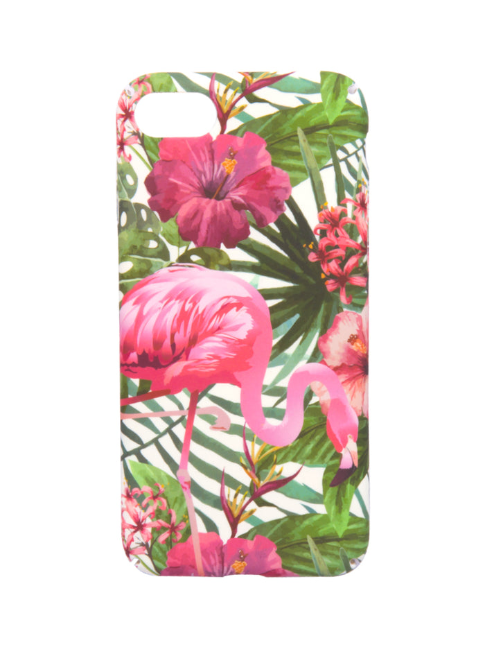 Flamingo Fervour - I Phone 7/ 7 Plus Case