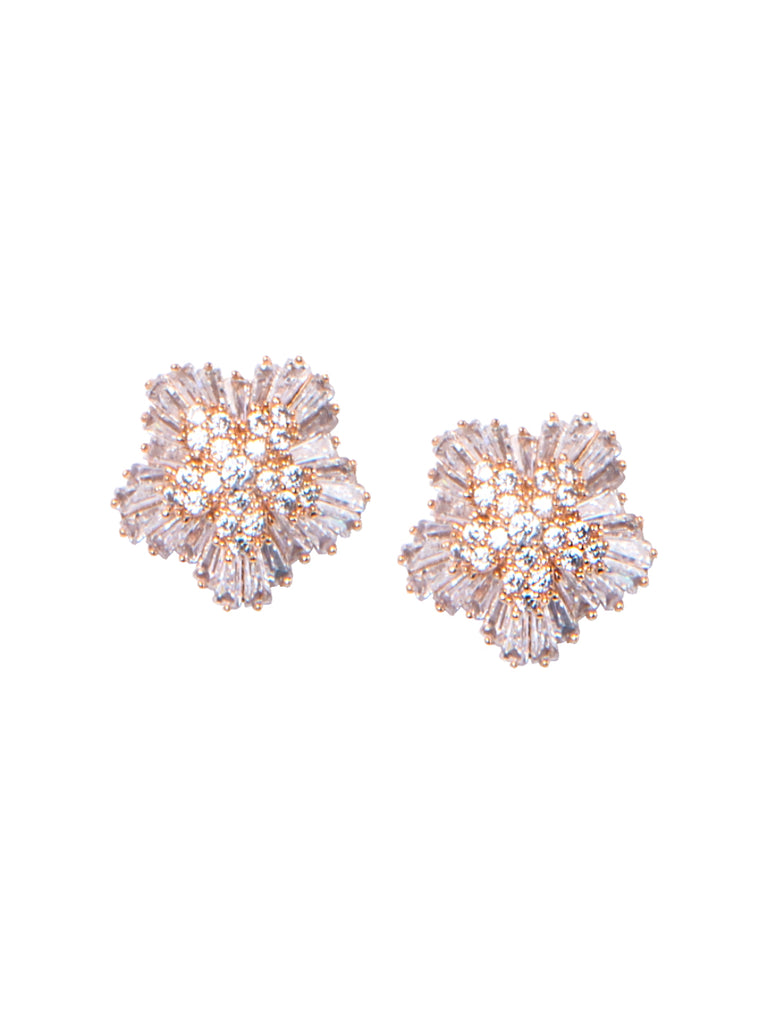 Floraison set of 2 in  rose gold