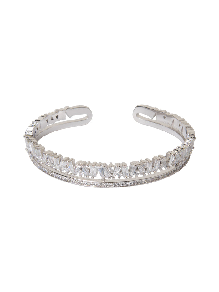 Deviner crystal shards bracelet