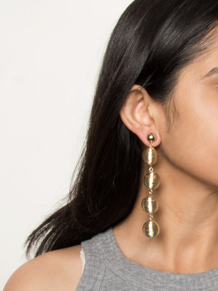 Clementine drop Earrings