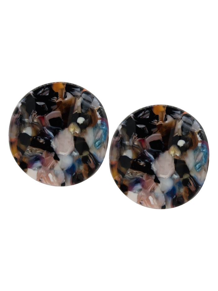 Roni Resin Earrings