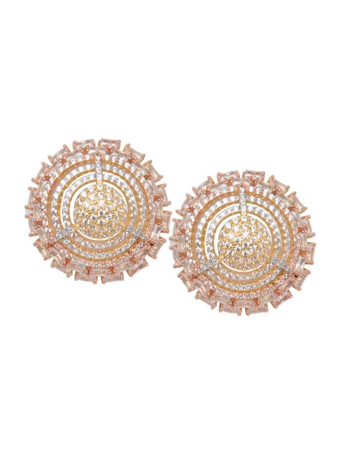 CUPOLA STUD EARRINGS