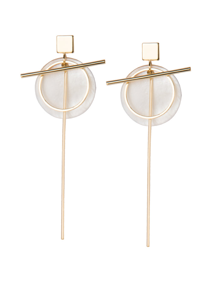 Kaitlyn drop earrings