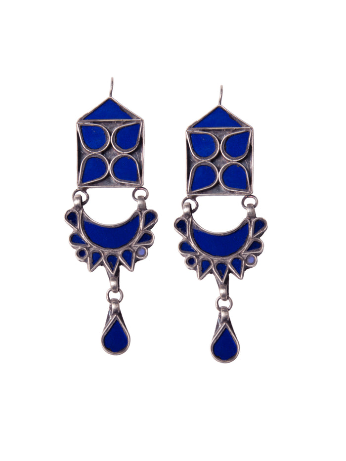 Azraq Earrings