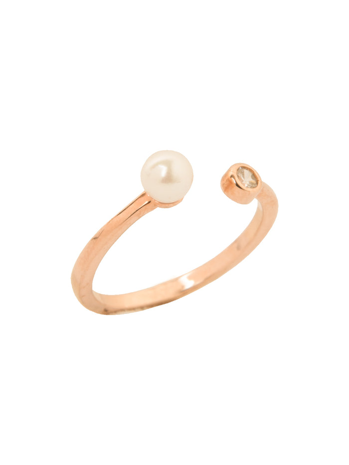 Perla Ring in Gold