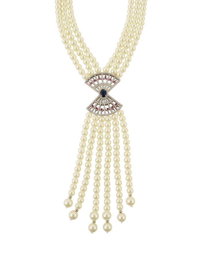 Lana pearl necklace