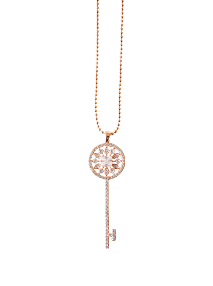 Mortice Blush Pendant
