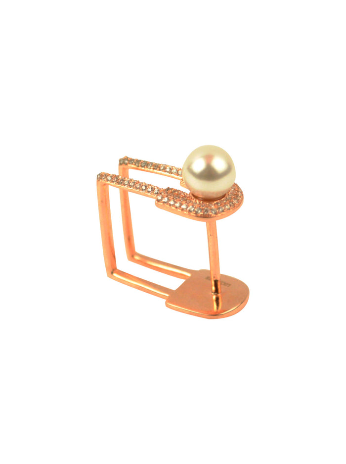 Carré Cocktail Ring
