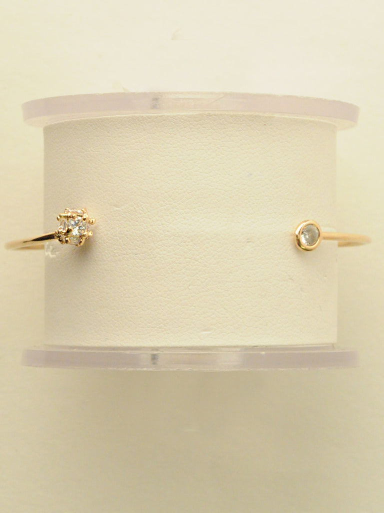 Asterix Cuff in Gold