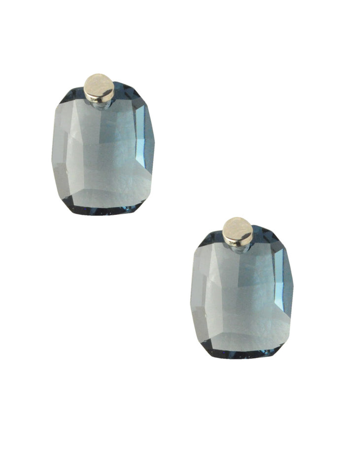 Robin Swarovski Crystal Stud Earrings