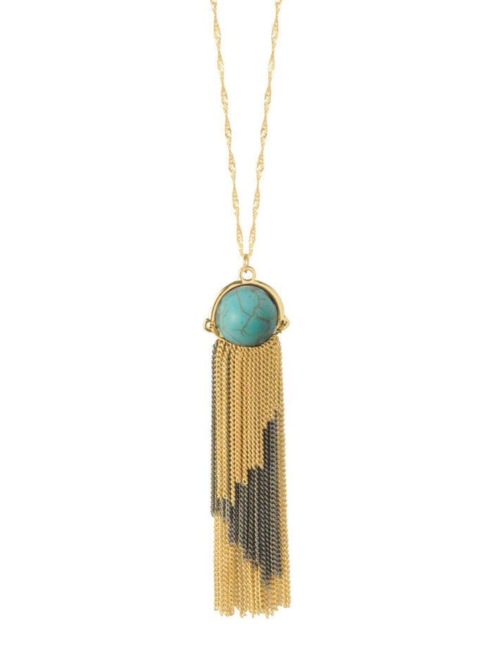 Brighton Tassel Necklace