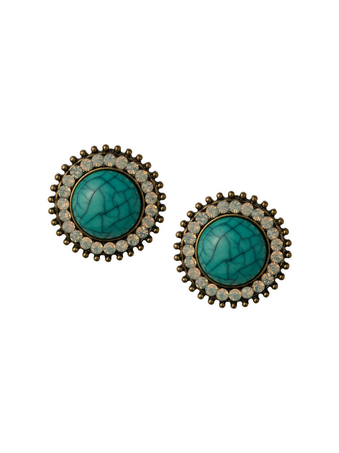 Creo Stud Earrings