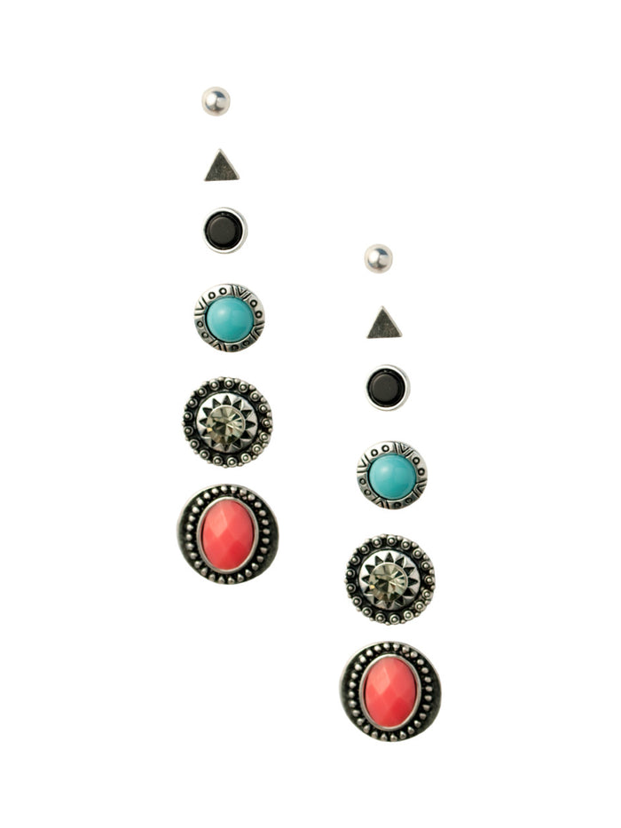 Siesta Set Of Earrings