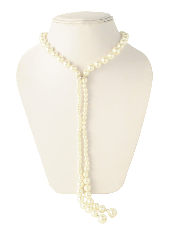 Ava Pearl Necklace