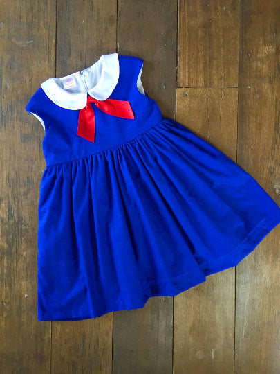 Madeline costume dress Kids halloween costume Madeline girl dress Madeline girl costume