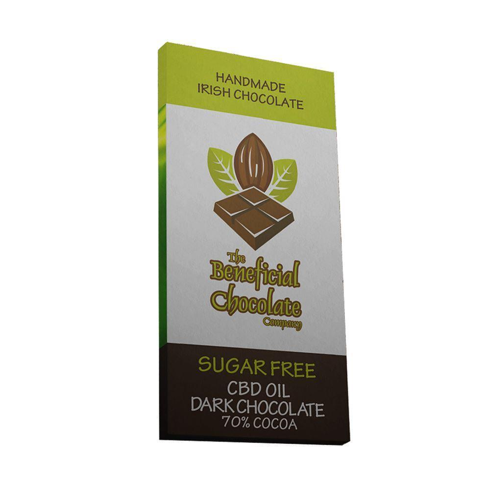 KILBEGGAN CHOCOLATE: CBD CHOCOLATE BAR - 250MG