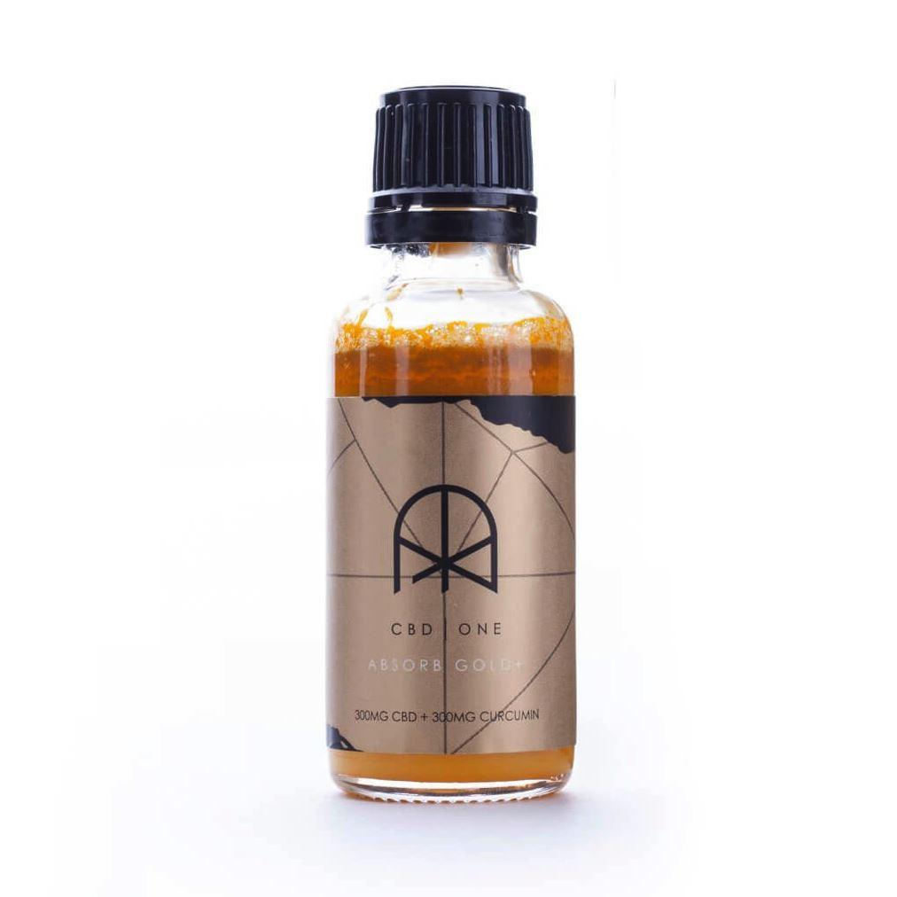 CBD ONE: ABSORB GOLD+ 10ML - 300MG