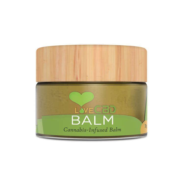 LOVE CBD: BALM 10G - 100MG