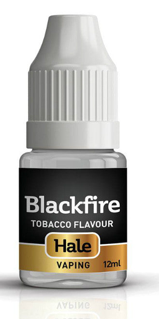 Hale Blackfire Tobacco E-liquid