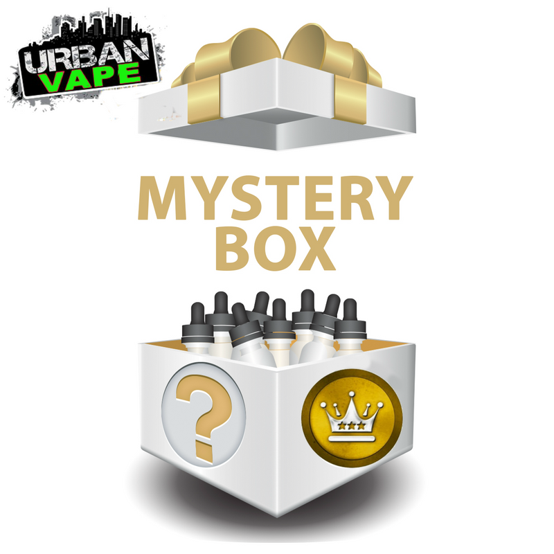 Mystery Bronze Box - Urban Vape
