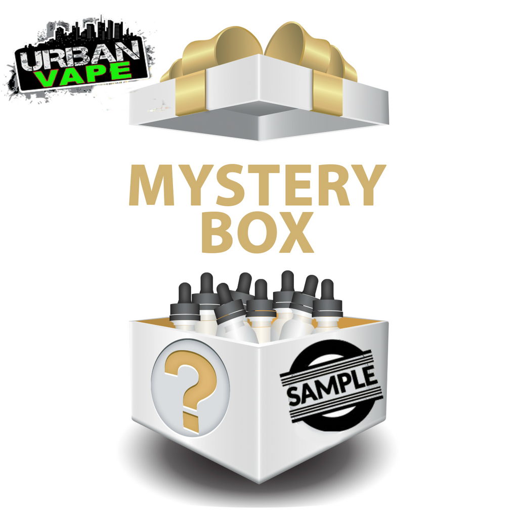 Sample Box - Urban Vape