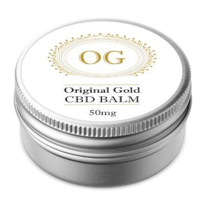 OG CBD Mini Balm 50mg