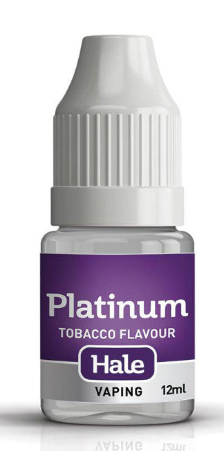 Hale Platinum Tobacco E-Liquid