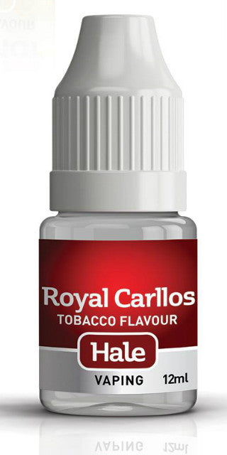 Hale Royal Carlos Tobacco E-Liquid