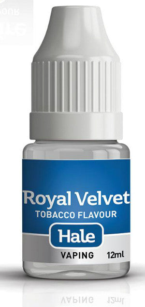Hale Royal Velvet Tobacco E-Liquid