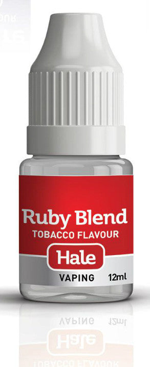 Hale Ruby Blend Tobacco E-Liquid