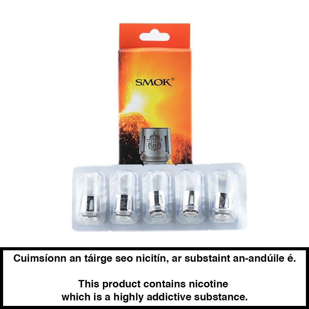 Smok: V8 Baby Coils (Pack of 5)
