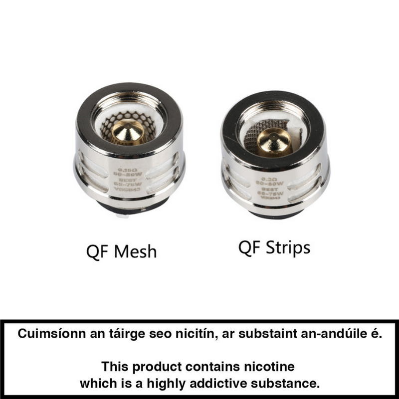 Vaporesso :QF coils (Pack of 3)