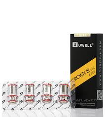 Uwell Crown mini 3 coils 0.25ohm