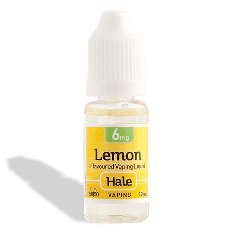 Hale Lemon E-liquid