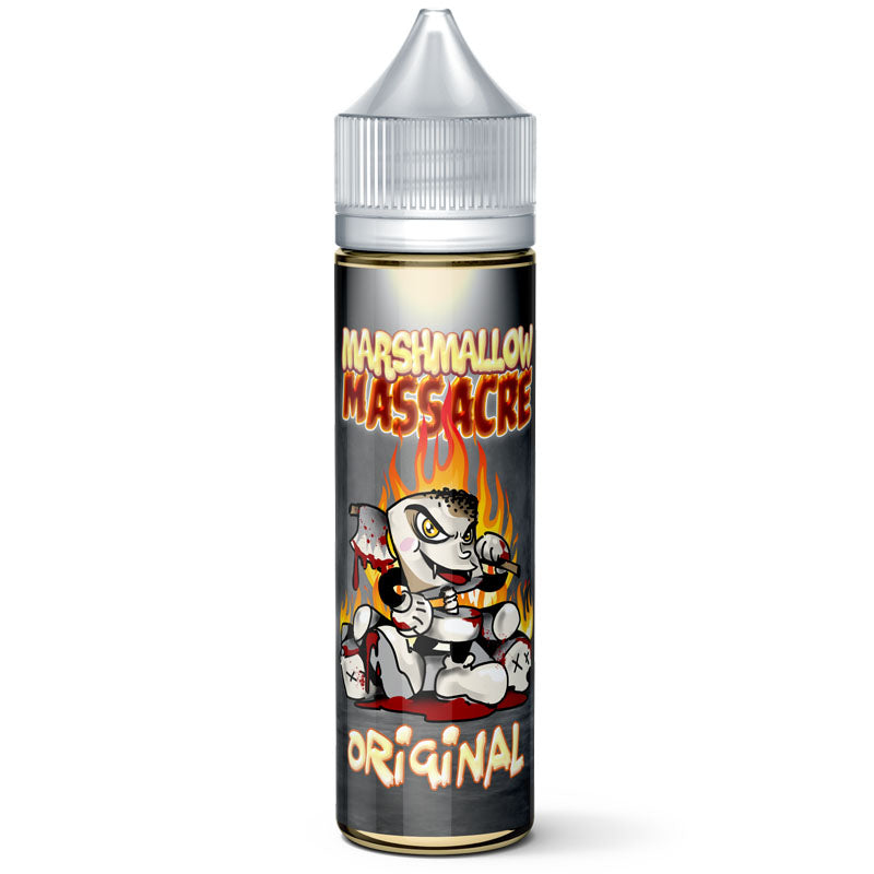 Marshmallow Massacre: Original 50ml E-Liquid 0mg
