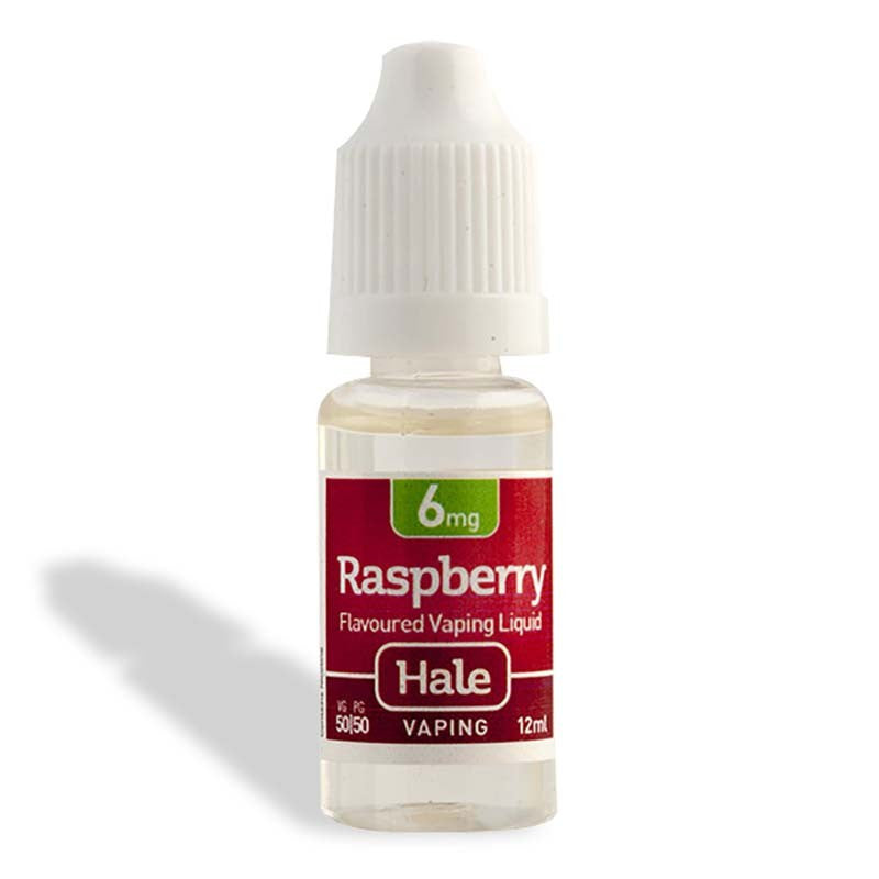 Hale Rasberry E-liquid