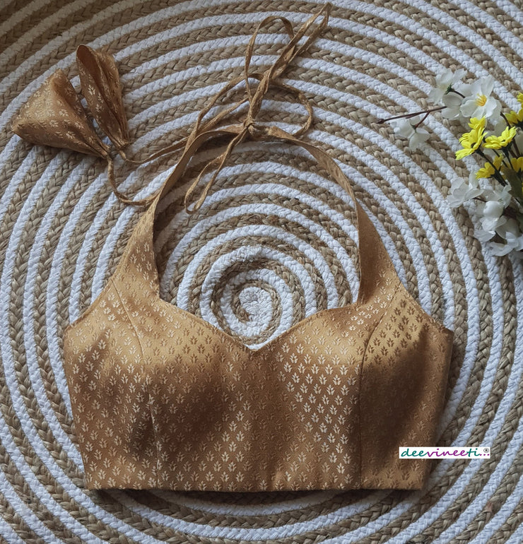 The Golden Halter