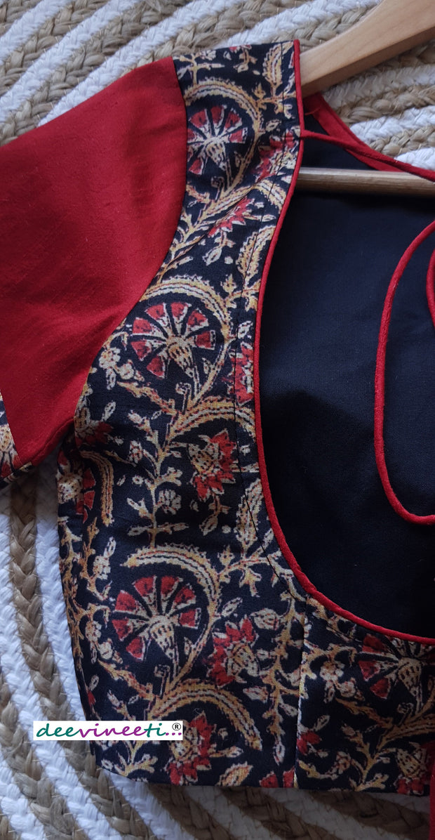 The Kalamkari Twist