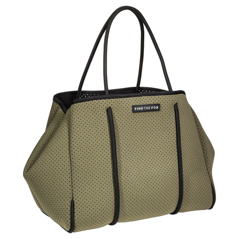 FOX Bag in Khaki