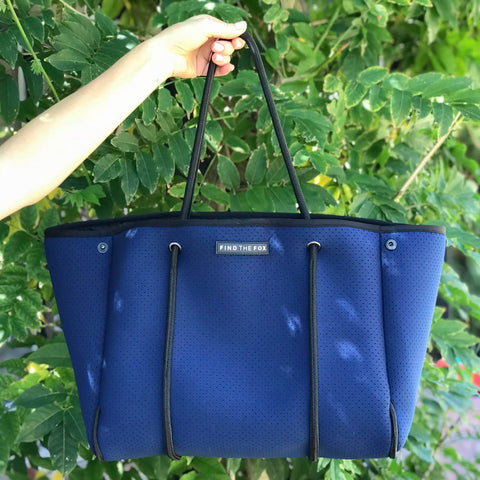 FOX Bag in Marine Blue