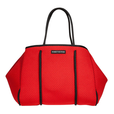 FOX Bag in Red (Limited Edition)