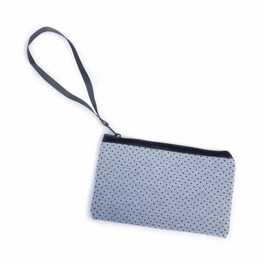 Neoprene pouch in Winter Grey