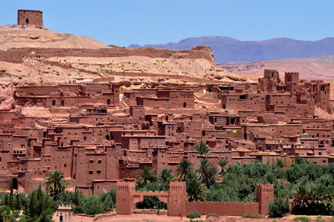 ait-ben-haddou morocco game of thrones