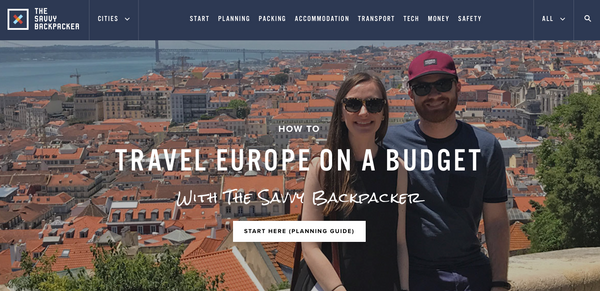 The Savvy Backpackers Travel Blog
