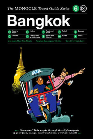 Monocle Bangkok City Guide