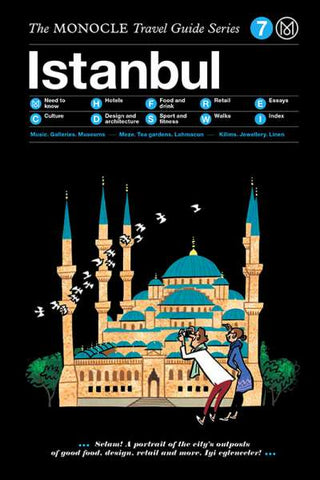 Monocle Istanbul City Guide