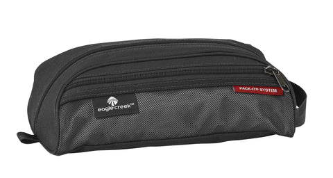 Eagle Creek Quick Trip Toiletry Zip Bag - Black