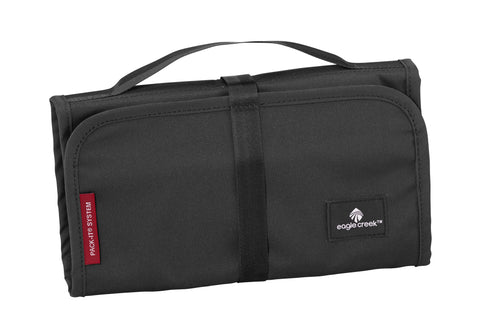 Eagle Creek Slimline Hanging Toiletry Bag - Black